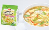 インスタントとは思えない、野菜のシャキシャキ感!「CO・OP野菜の美味しいスープ 玉子入り中華風」みんなのコメントダイジェスト