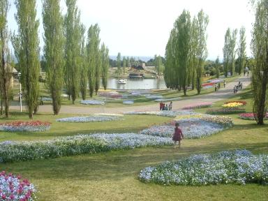 子ども達が大好きな公園です。