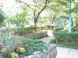 西明石の花がきれいな公園