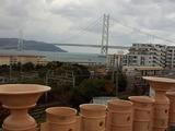 明石海峡大橋を一望!