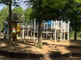 自然を楽しみながらのんびりできる公園