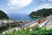 日本海の絶景を楽しめる展望施設